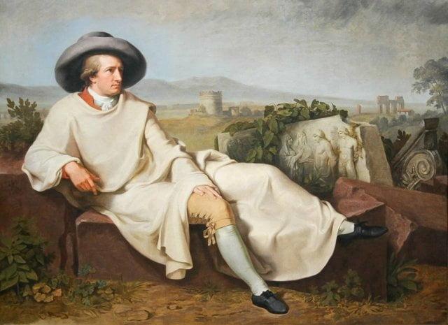 Goethe: Bakat Terbentuk dalam Gelombang Kesunyian, Watak Terbentuk dalam Riak Besar Kehidupan
