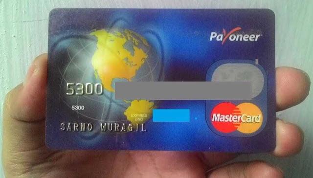 Berbisnis Online? Gunakan Kartu Debit Payoneer Gratis Ini