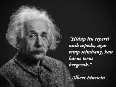 Kalimat Bijak Albert Einstein