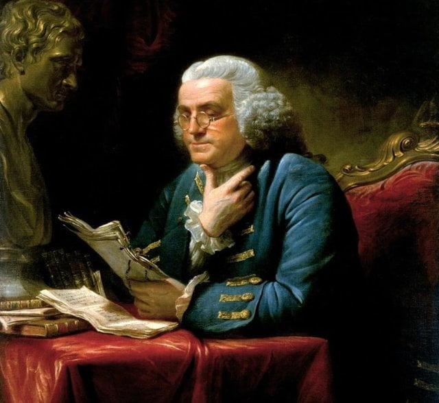 Benjamin Franklin: Ketekunan adalah Awal dari Keberuntungan