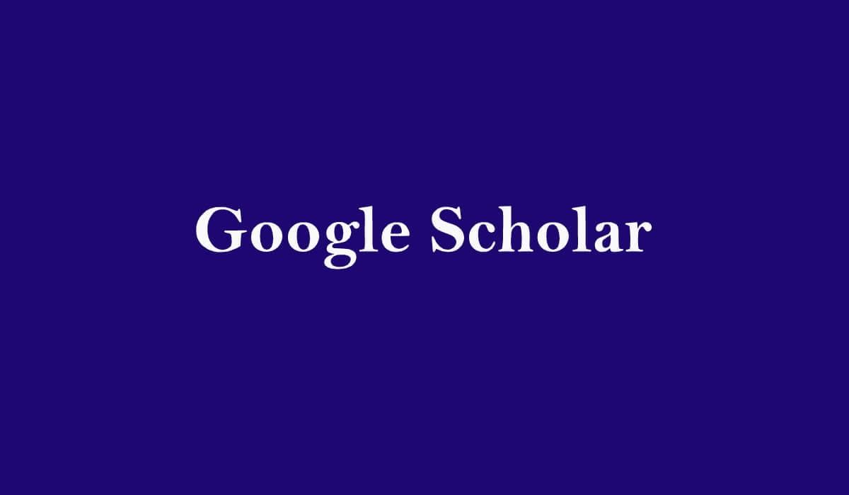 Belum Punya Akun Google Scholar Ini Cara Membuatnya